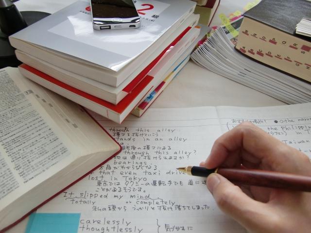 中学レベルの英文法を習得する
